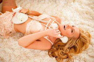 Abygail massage parlor in Warwick & escort