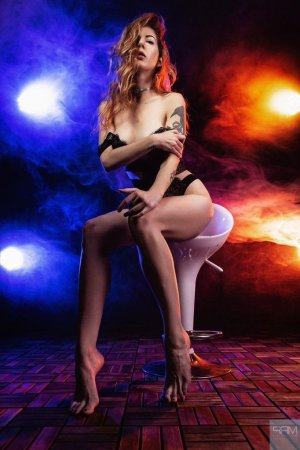 Rebecka happy ending massage & escort